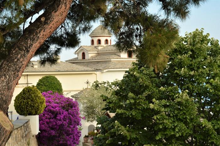 Manastirea Arhanghelul Mihail Thasos