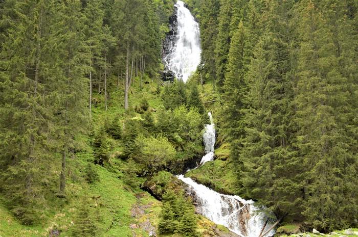 Cascada la stana lui Burnei